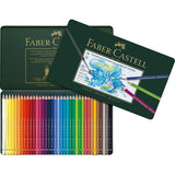 "Faber Castell Watercolor Pencils ""Albrecht Durer"" Tin Of 36 - ucoomy"