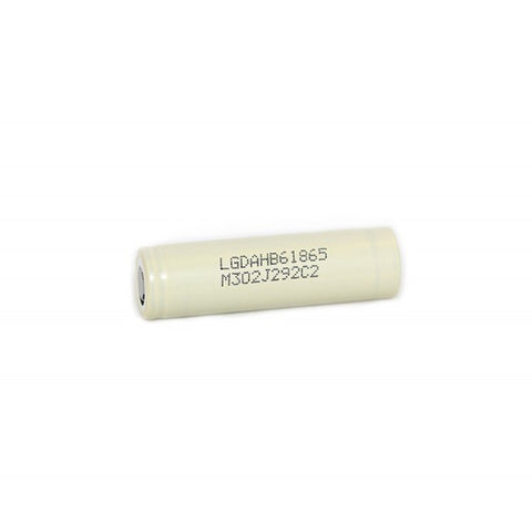 LG 18650HB6 1500mAh 30A High Discharge Flat Top