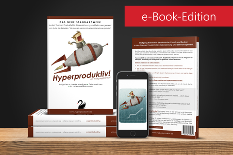 """Hyperproduktiv!"" - eBook-Edition"
