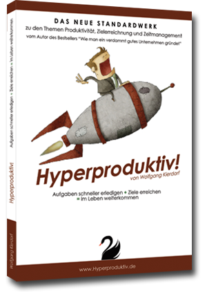 """Hyperproduktiv!"" - Audiobook-Edition (inkl. e-Book)"