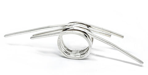 easy rider ring  'double'
