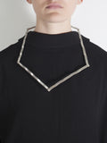 'jealous, much?'  neckpiece