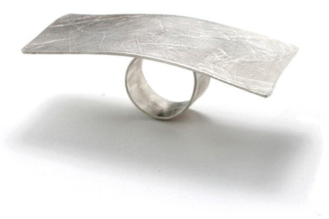 METTLE 'low' ring
