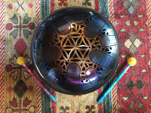 Sea Breeze Healing Drum
