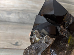 Electrifying Smokey Quartz