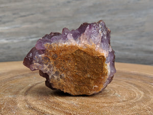 Grounding Thunder Bay Amethyst