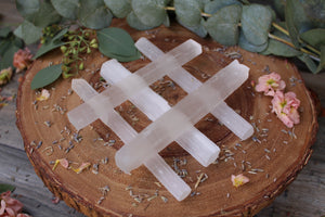 Selenite Log
