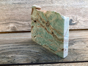 Recuperation Blue Calcite Slab
