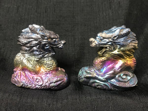 Bismuth Dragon