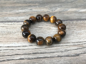 Gold Tiger's Eye Bracelet