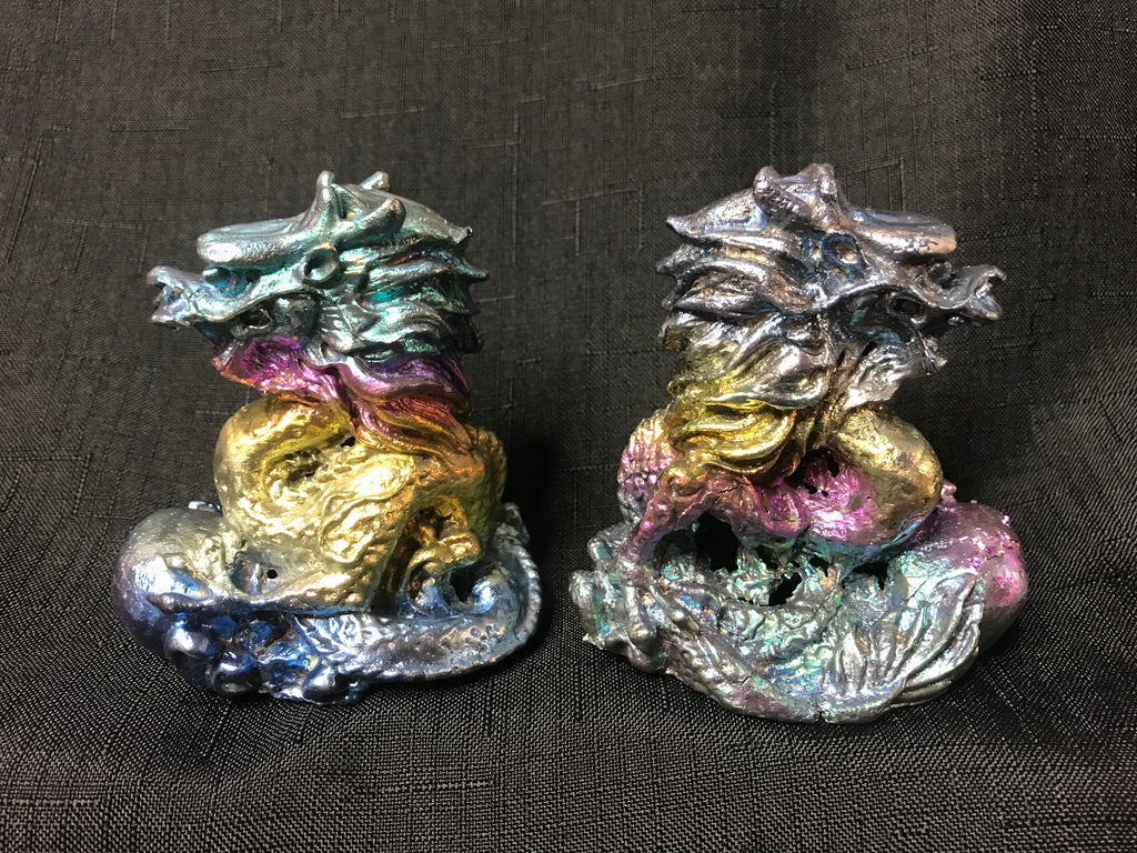 Bismuth Large Dragon
