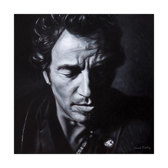 Bruce Springsteen Paintings and Prints
