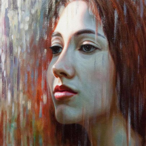 4 - Realistic Figurative - Oil Paintings & Prints