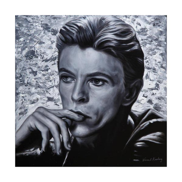 David Bowie Paintings and Prints
