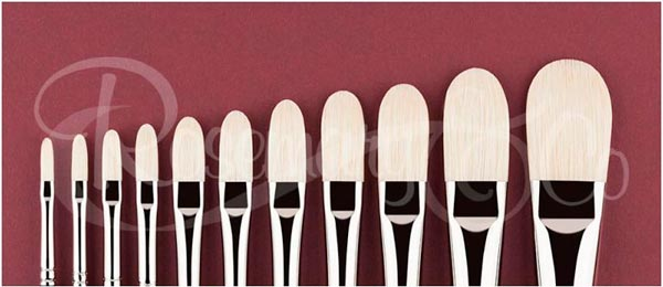 Ultimate bristle Rosemary Brushes