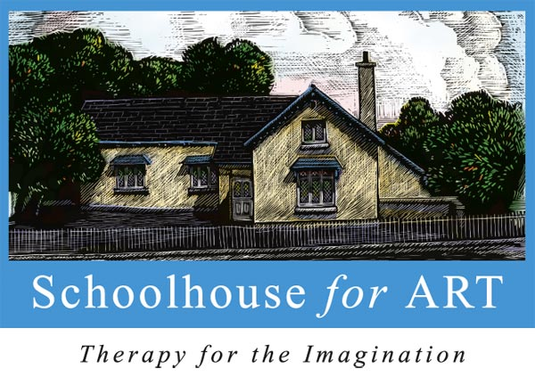 Schoolhouse for Art in Enniskerry - oil painting classes
