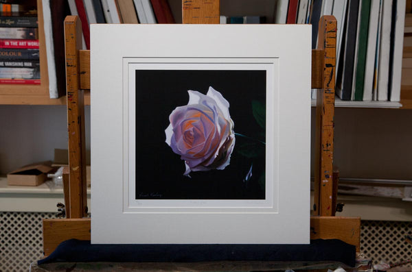 A Warm Glow - medium print includes mount!