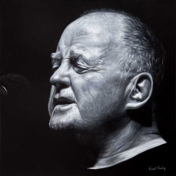 CHRISTY MOORE - Limited Edition Print