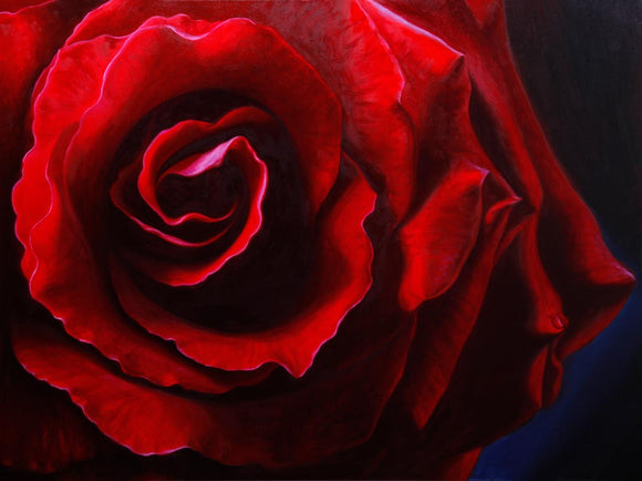 Desire - Oil Painting - SOLD