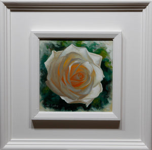 Forest Rose - Oil Painting - SOLD