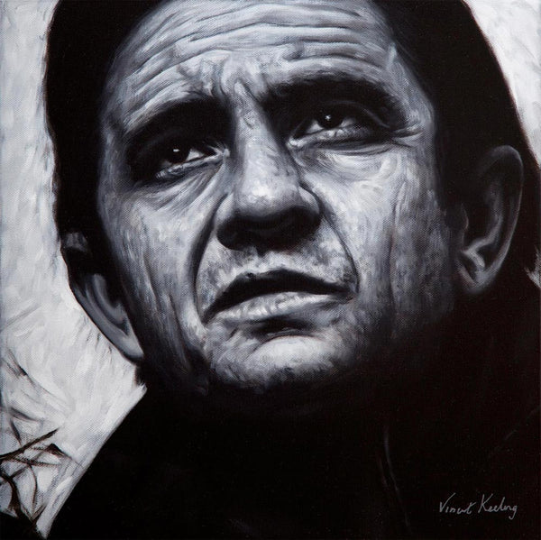 Johnny Cash - Limited Edition Print