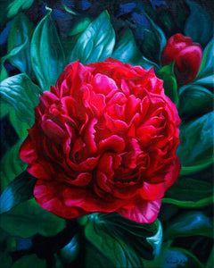 Creation XI: A Study - Oil Painting - SOLD