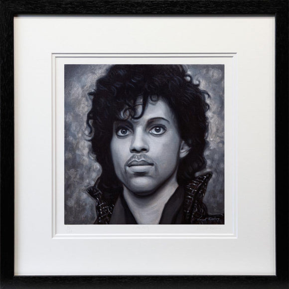 Prince When Doves Cry Print