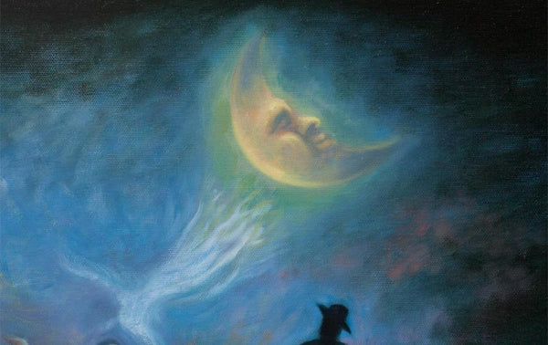 1 - Salvation - Oil Painting