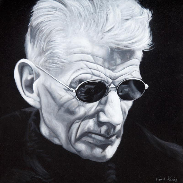 Samuel Beckett - Limited Edition Print