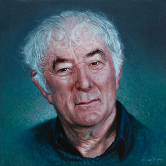 Print of Seamus Heaney on fine art paper