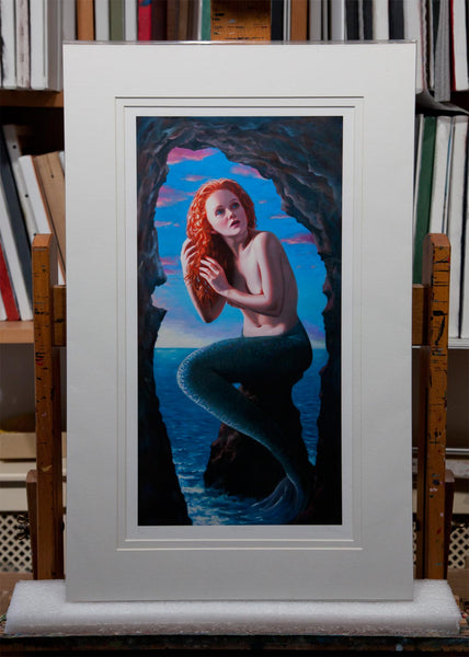 The Mermaid  - Limited Edition Print