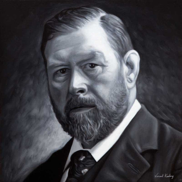 BRAM STOKER - Limited Edition Print