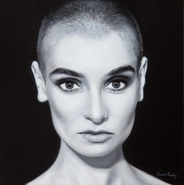 print of sinead o'connor