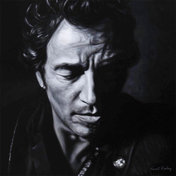 1 - Bruce Springsteen, The Boss - Limited Edition Print