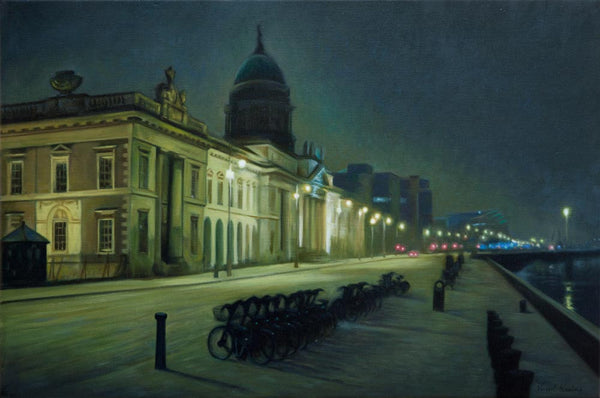 The Custom House, Dublin City - Limited Edition Print