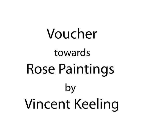 Rose painting Voucher