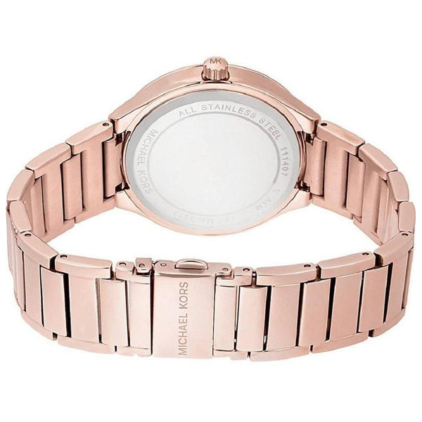 Michael Kors Women's Rose Gold-tone Stainless Steel Mk3313 Watch