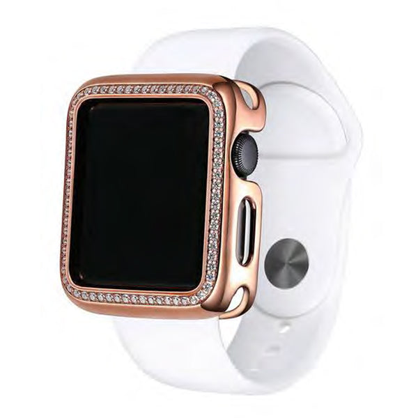 Designer 42mm One Row Stones Series 1,2&3 Apple Watch Bezel