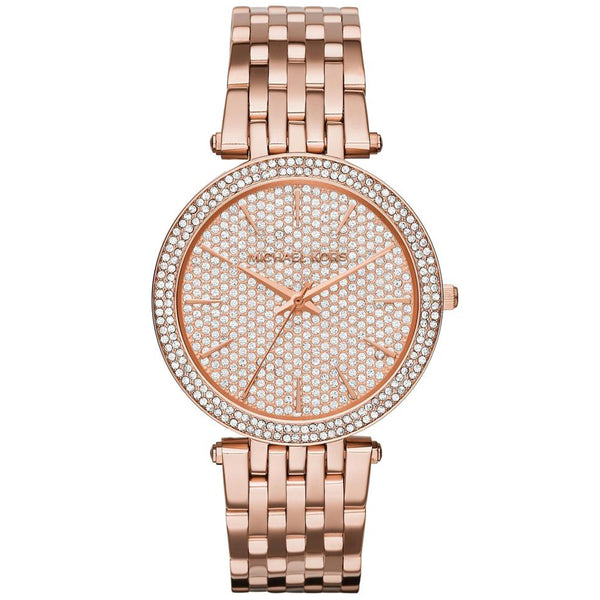 Michael Kors Mk3439 Darci Rose Gold Tone Women's Watch