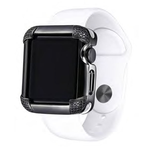 42MM Designer Corner Icy Series 1,2 &3 Apple Watch Bezels