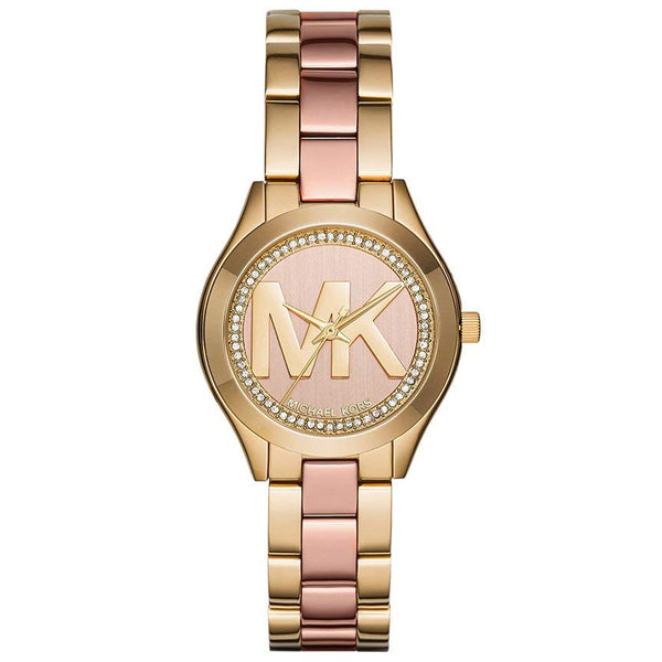 Michael Kors MK3650 Mini Slim Two-Tone Women's Watch