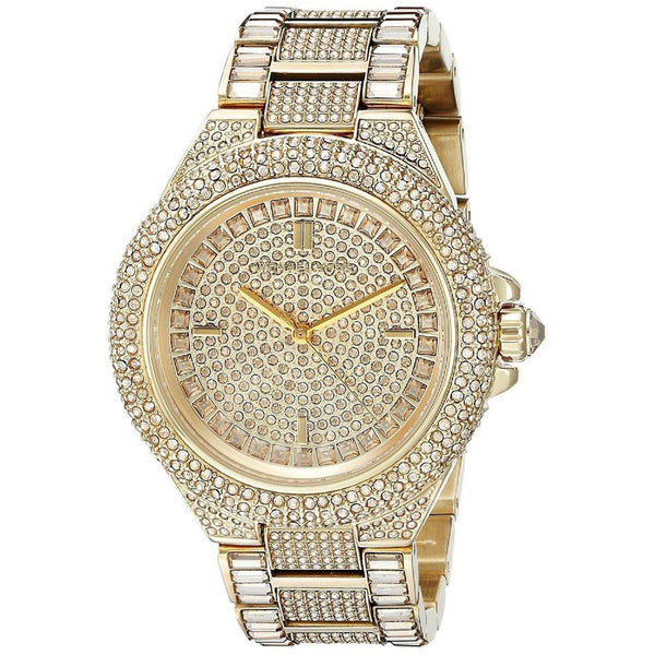 Michael Kors MK5720 Camille Paved Crystal Womens Watch