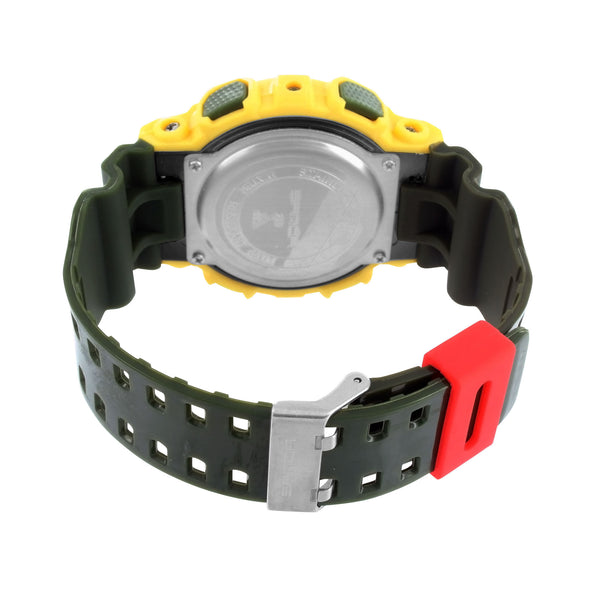 Digital Watch Sport Shock Resist Analog Dual Dispaly