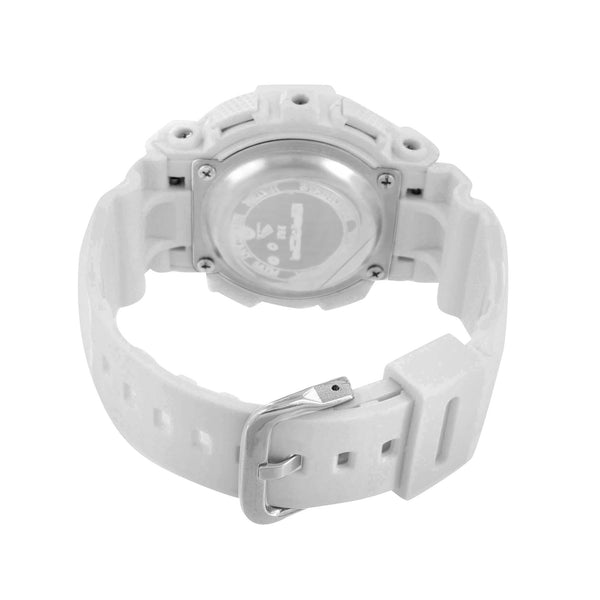 Wrist Watch White Special Edition Analog Digital Mens