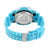 Sky Blue Sport Watch Digital Analog Multi-Functional