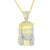Mens Jesus Christ Pendant Ladies Stainless Steel Necklace New