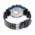 All Black Satin Finish Shock Water Resist Digital Watch