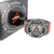 G Shock Red Metallic GA110NM-4A Watch Black Lab Diamond Bezel