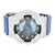 Mens G Shock Metallic Blue GA110NM-2A Watch