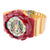 Red Gold Watch Shock Resistant Limited Edition New